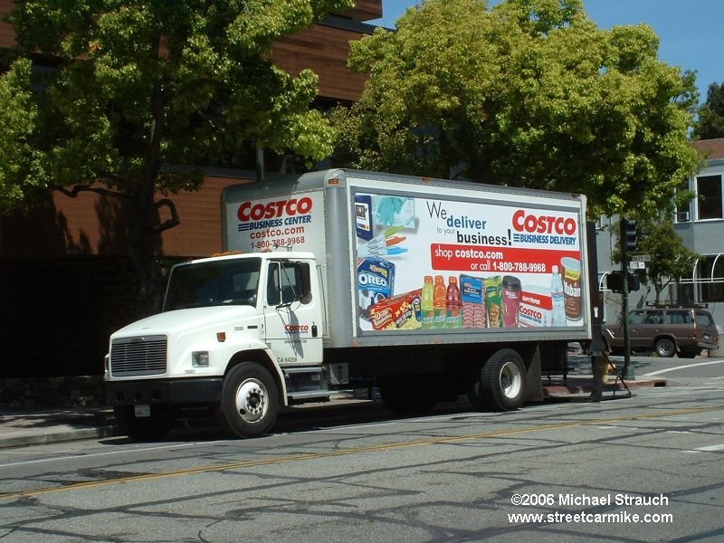 Grocery Delivery Vehicles @ streetcarmike com