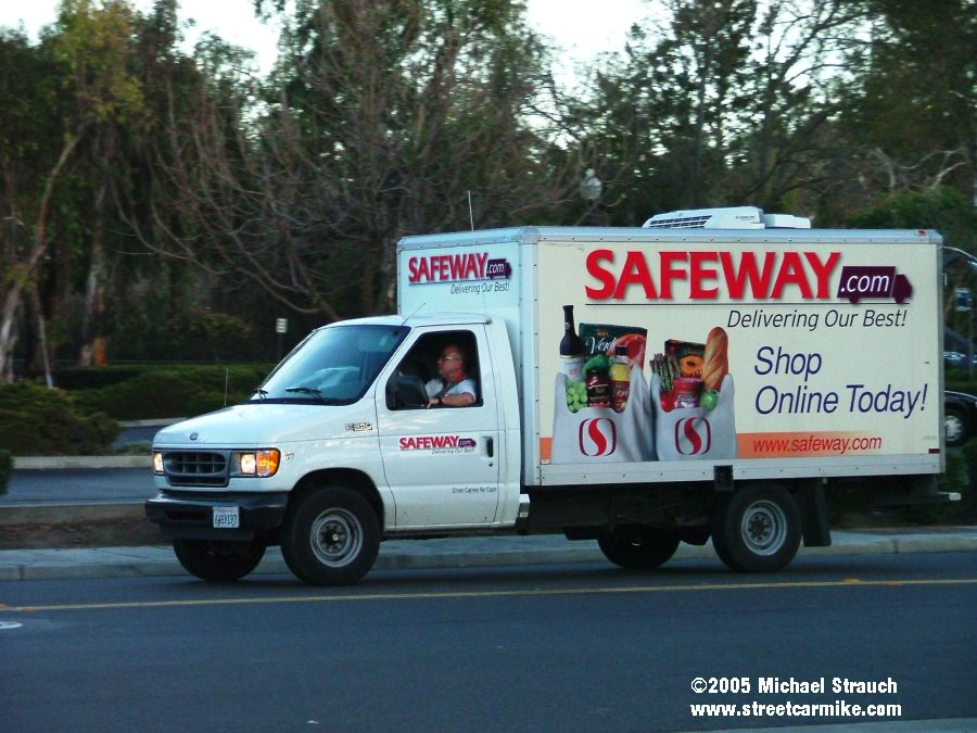 Grocery Delivery Vehicles streetcarmikecom