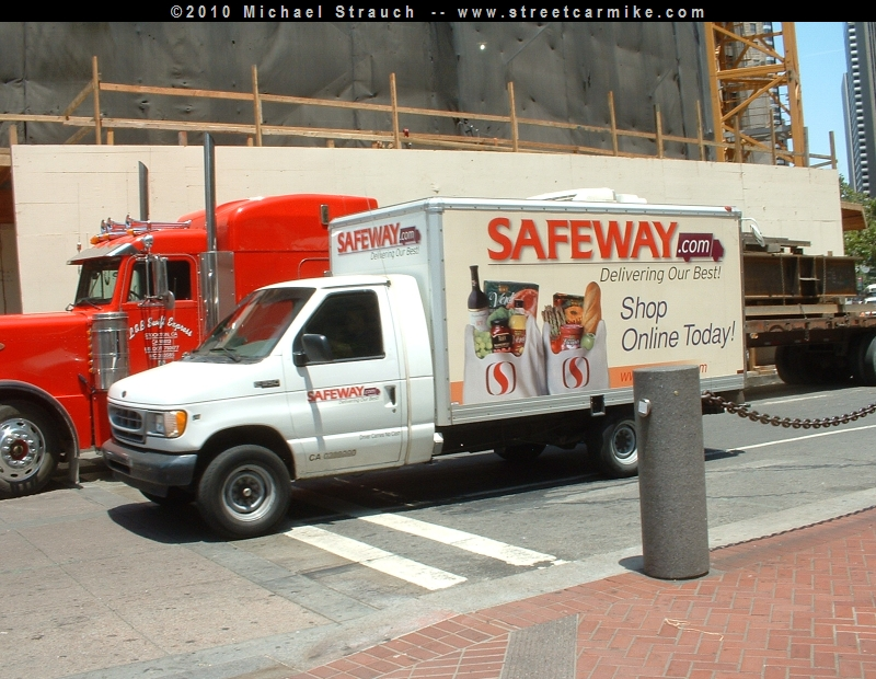 Safeway online shopping delivery