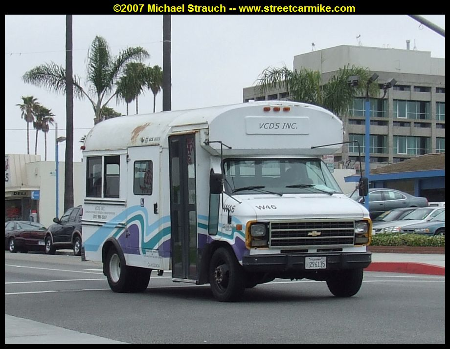 Ventura Intercity Service Transit Authority Vista Other Buses Streetcarmike Com