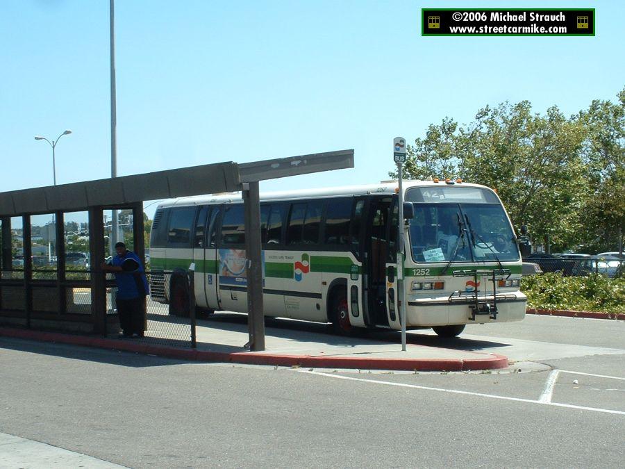Golden Gate Transit Nova Bus Rts Buses 1251 1264