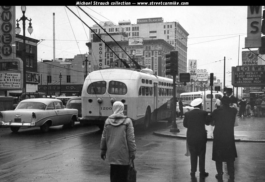 New Orleans Public Service Inc Nopsi St Louis Trolley