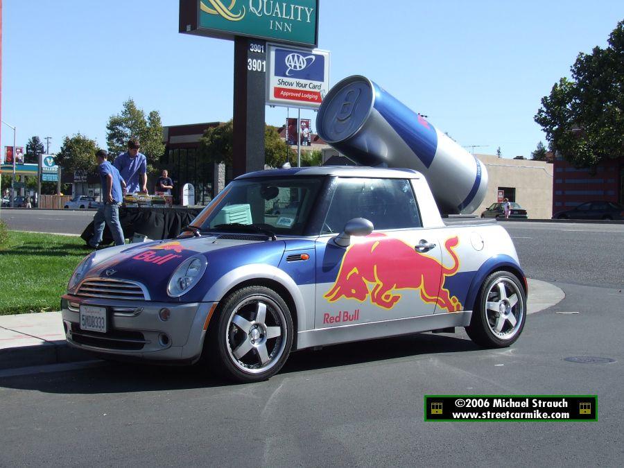 Red Bull Energy Drink Vehicles Streetcarmike Com