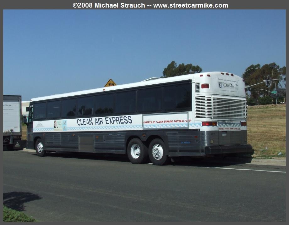 Clean Air Express @ streetcarmike com