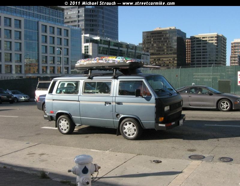 Volkswagen Type 2 Vans @ streetcarmike com